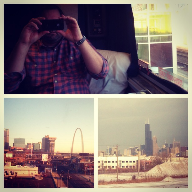 HeyRedHey_Amtrak_Chicago
